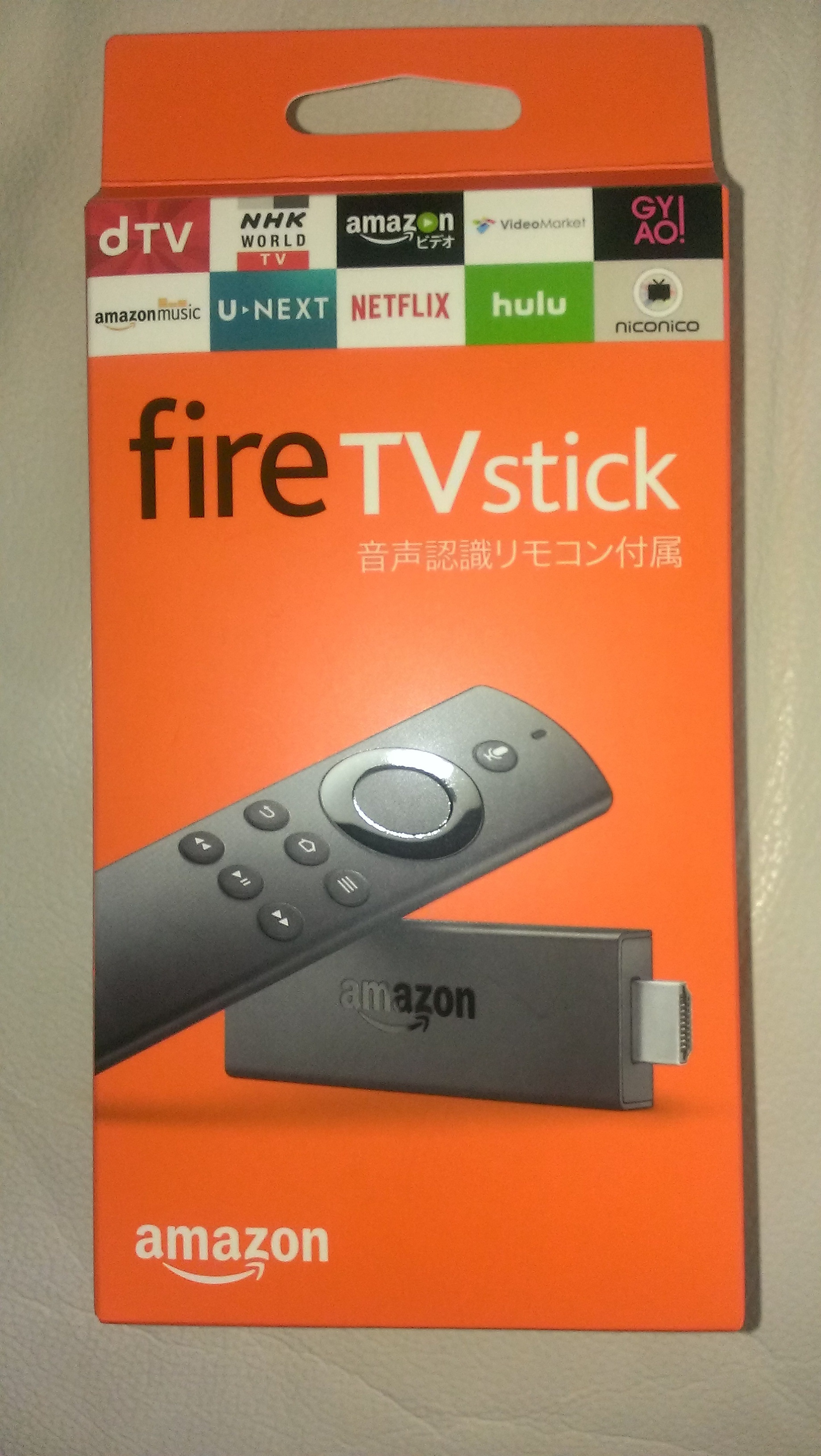 アマゾン fire tv stick