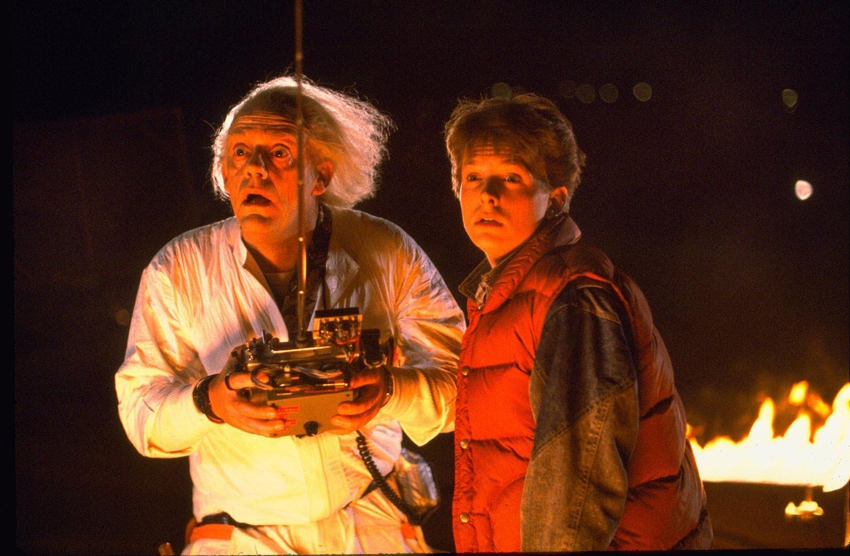 80年代の定番映画「バック・トゥ・ザ・フューチャー」を観ました【NETFLIX】