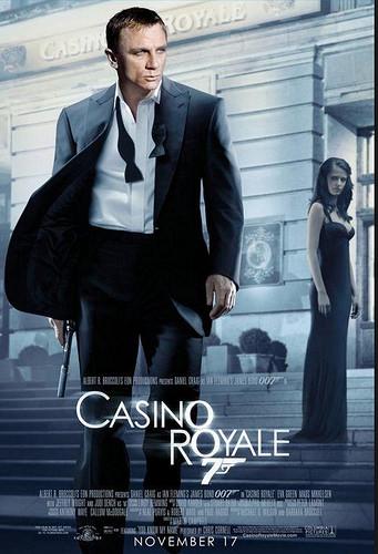 ブルーレイ「007 カジノロワイヤル」