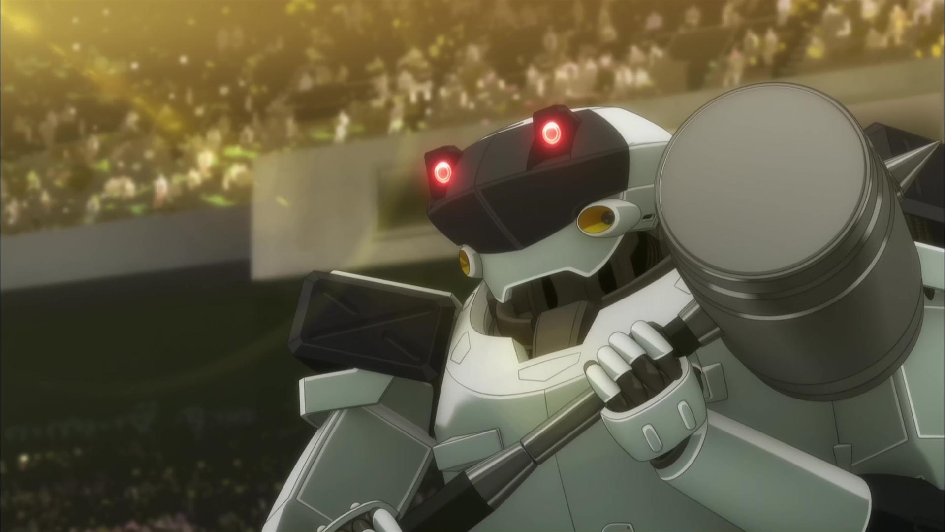 フルメタル・パニック!IV 第五話「WELCOME TO THE JUNGLE」視聴感想【ネタバレあり】