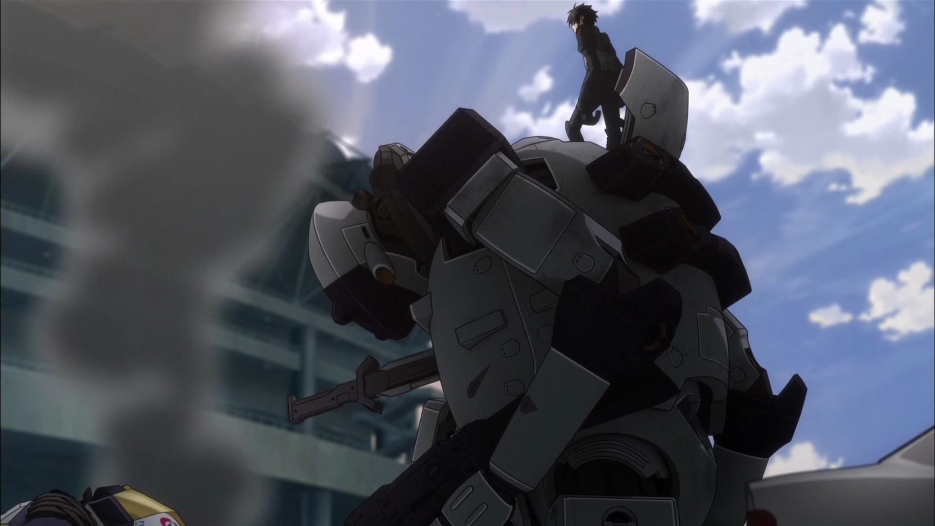 フルメタル・パニック!IV 総集編「インターミッション2」視聴感想【ネタバレあり】