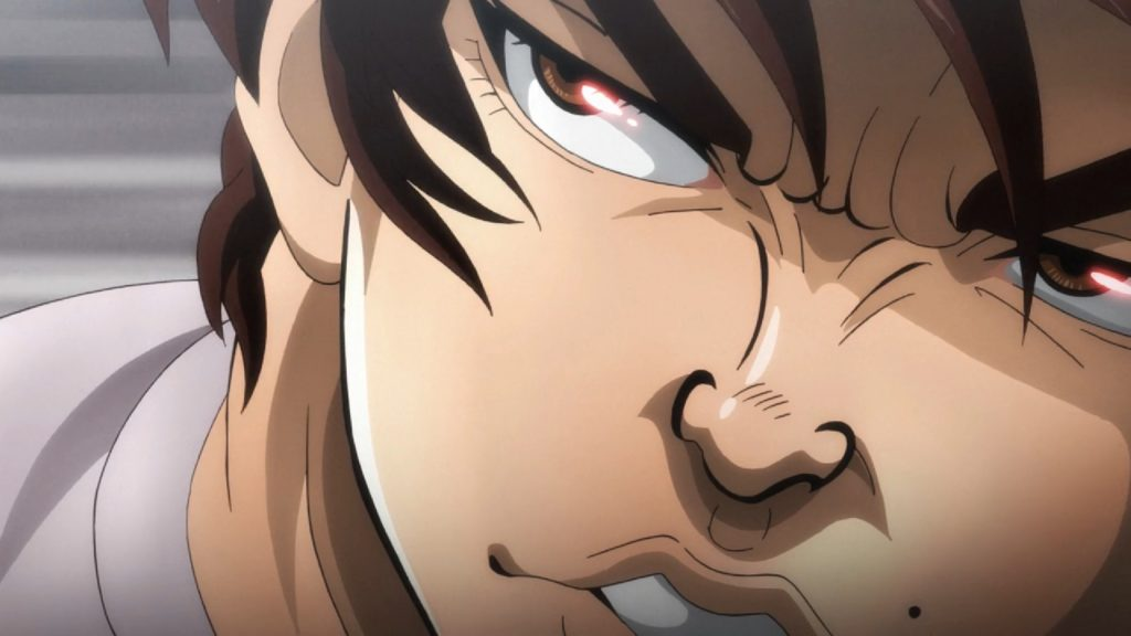 TVアニメ『バキ』第14話「許されぬ自由」感想・作品情報 [ネタバレあり]