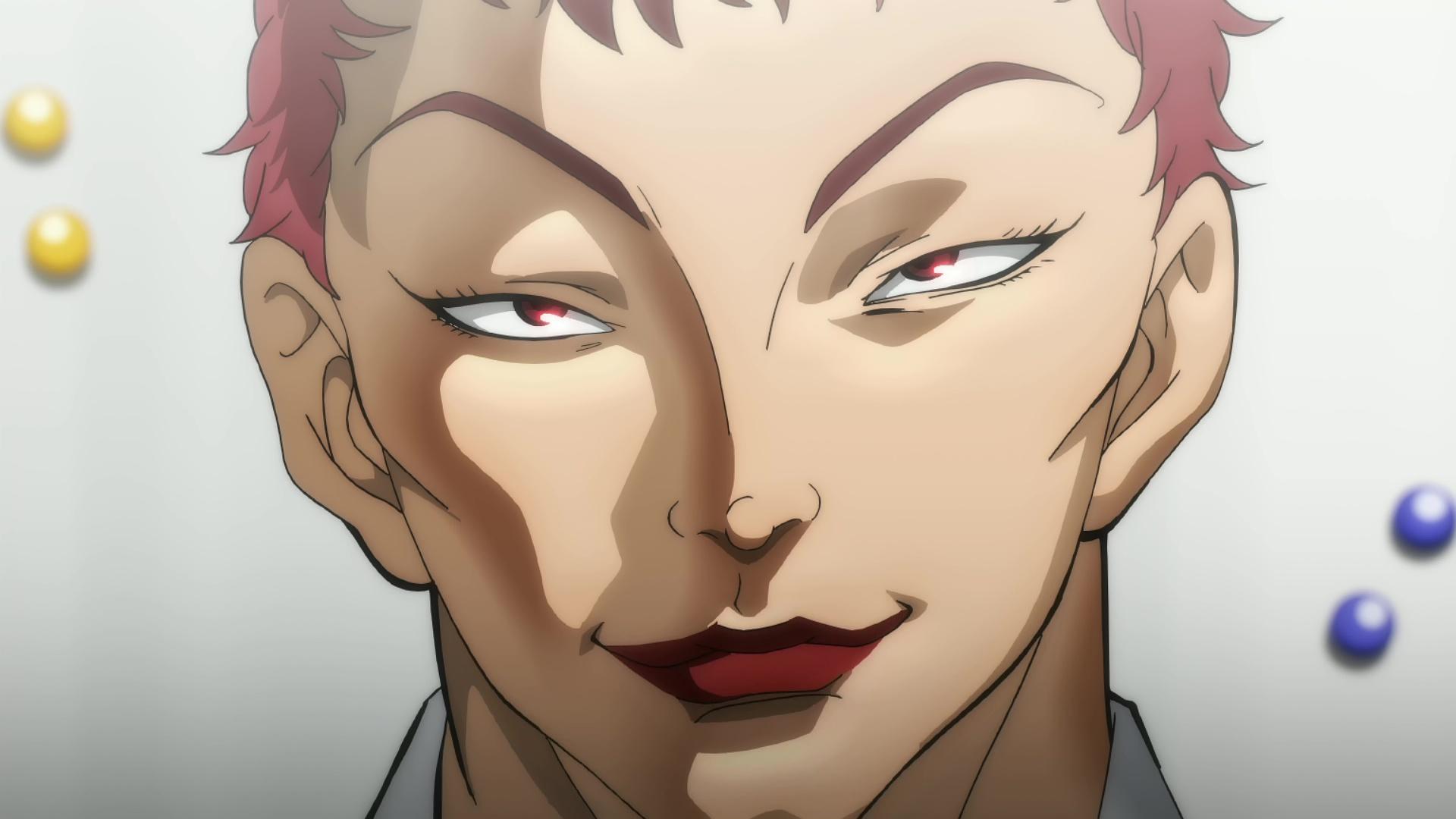 TVアニメ『バキ』第15話「超筋力」感想・作品情報 [ネタバレあり]