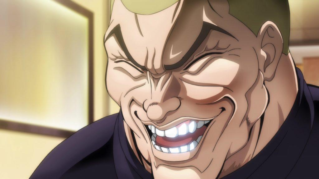 TVアニメ『バキ』第17話「親父ッ!!」感想・作品 [ネタバレあり]