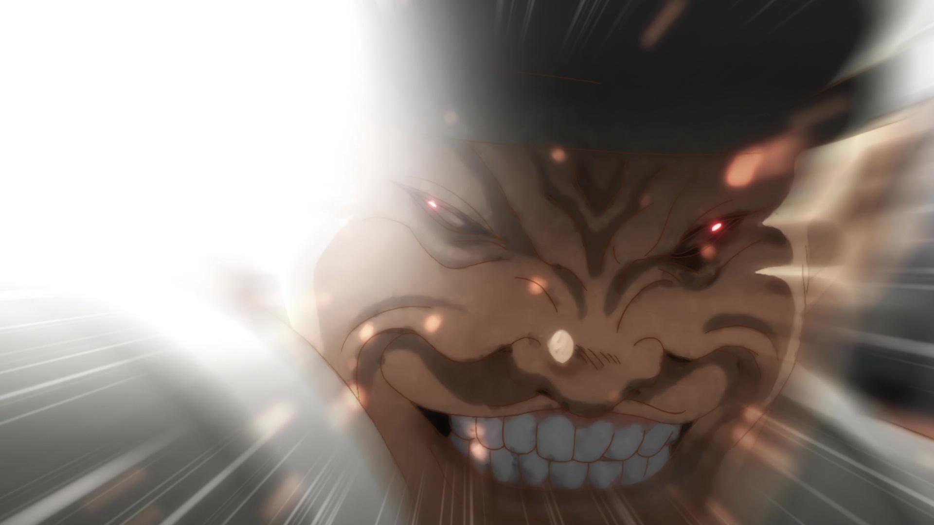 TVアニメ『バキ』第22話「超雄対決!」感想・作品情報 [ネタバレあり]