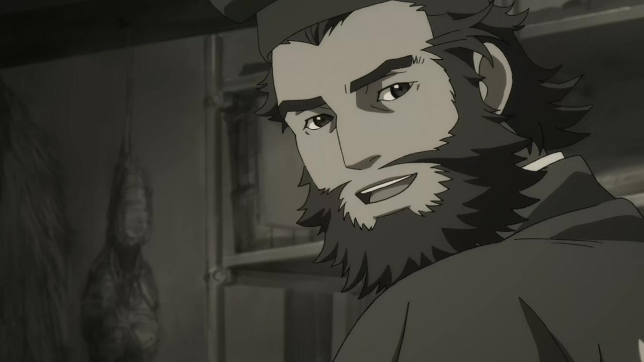 『どろろ』第3話「寿海の巻」寿海