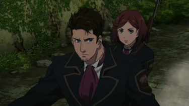 TVアニメ『Fairy gone フェアリーゴーン』第2話「狼の首輪と白鳥の羽」感想・作品情報[ネタバレあり]