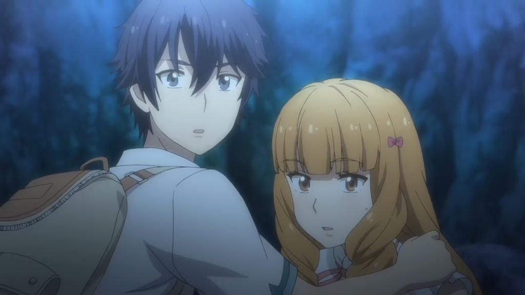 TVアニメ『この世の果てで恋を唄う少女YU-NO』第11話「もう一度あのキスを」感想・作品情報[ネタバレあり]