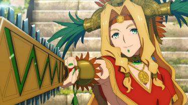 『Fate/Grand Order -絶対魔獣戦線バビロニア-』第11話「太陽の神殿」感想・作品情報