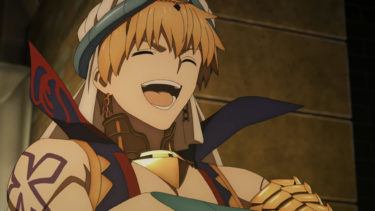 Fate/Grand Order 絶対魔獣戦線バビロニア  第17話「会議は踊る」感想・作品情報