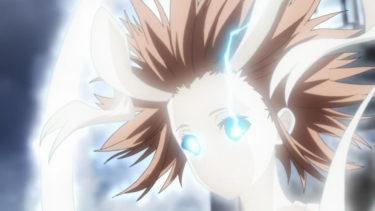 アニメ『とある科学の超電磁砲T』第10話「才人工房(クローンドリー)」【感想・作品情報】|まるで大天使「ガブリエル」のような美琴の姿!?